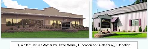 ServiceMaster by Blaze Locations